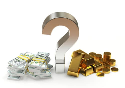 The security of your financial future depends on whether or not you're diversifying your portfolio properly. Adding a Gold IRA to your portfolio gives you a hedge against market volatility and insecurity.