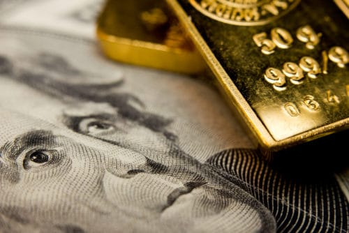 Is gold a commodity or a currency? Although historically gold has been used as a form of currency, it is technically currently considered a commodity.