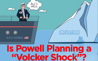 """Is Powell Planning a """"Volcker Shock""""?"""