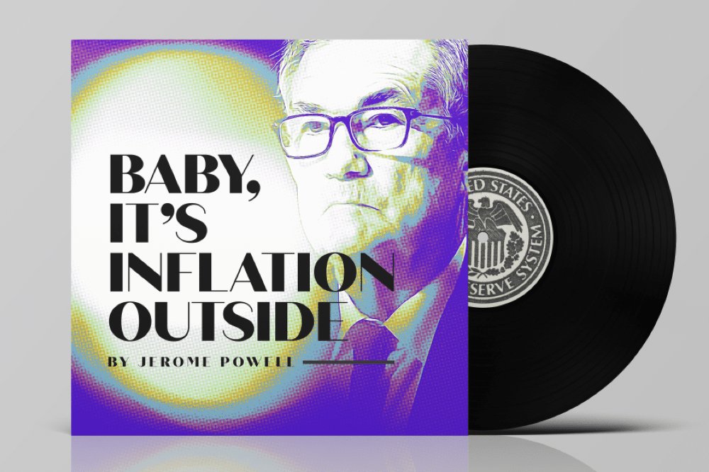 """Powell's """"Baby, It's Inflation Outside"""""""